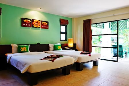 Baan Khaolak Beach Resort Standard Room - Takua Pa District - Appartamento