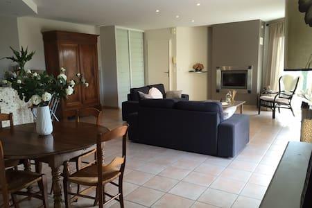 Villa avec 3 chambres confortables - Haus