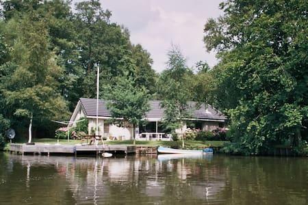Meerwijk Midlaren - Kisház