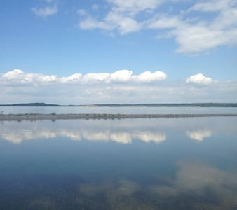 Awesome location-Amazing oceanview - Faaborg - Cabin