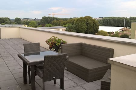 BnB in Luxembourg (Hesperange) - Apartment