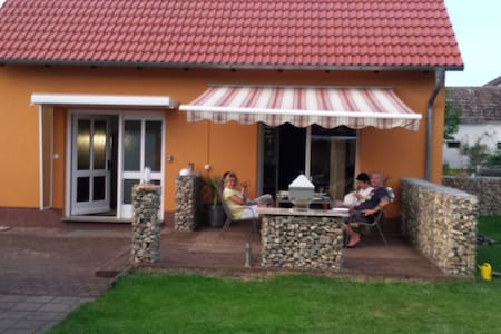ADLER-FERIENHAUS BERGWITZSEE - Kemberg - Casa