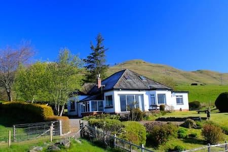 Lawnacroy House Loch Tay - Huis