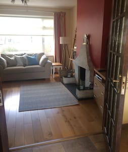 Modern double room, peaceful area - Glasnevin - Haus