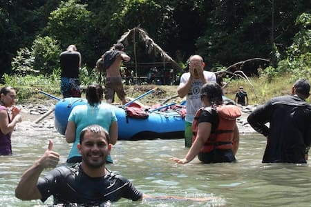 One day River Tour & 1 nigh Package - Turrialba - Bed & Breakfast