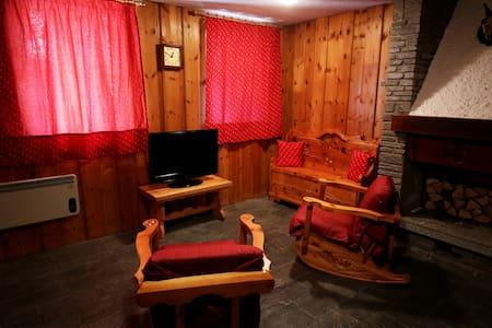 Bellissimo appartamento piano terra - Chanavey