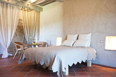 """Agriturismo Humile - Suite """"Solevante"""" - Chianciano Terme - Bed & Breakfast"""