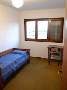 Habitación en San Martín, mucho espacio y luz. - Helt våningsplan