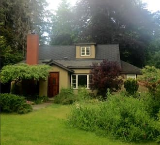 Magical Fairytale Cottage - Duncan - Kisház