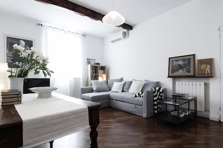 Casa Maltoni, luminous apartment in charming road - Bologna - Appartamento