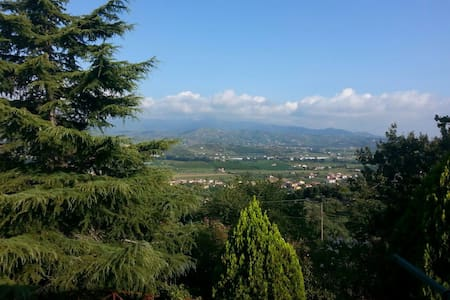 Finestra con vista sul CILENTO - Apartment