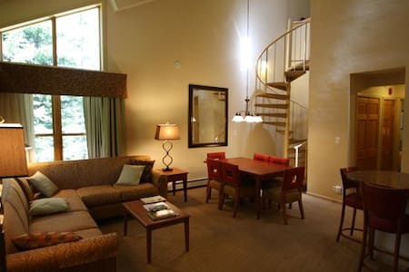 Vail Condo Sleeps 10 (July 9-16 only) - Ortak mülk