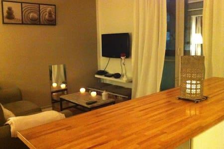 Appartement idéalement bien placé - Marseille - Apartment