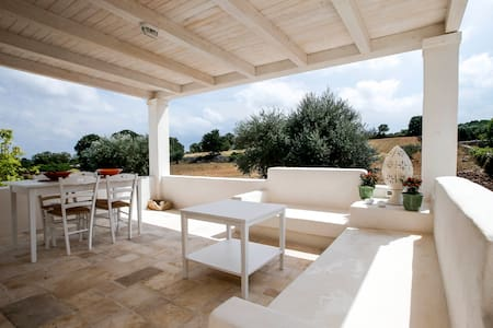 Masseria Racina  - IL LIMONE - Ostuni - Rumah