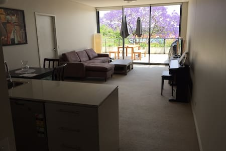Close to St. Leonards station and Sydney CBD - Saint Leonards - Leilighet