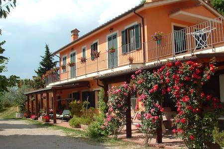 Umbria.Casa di campagna - Montefranco  - House