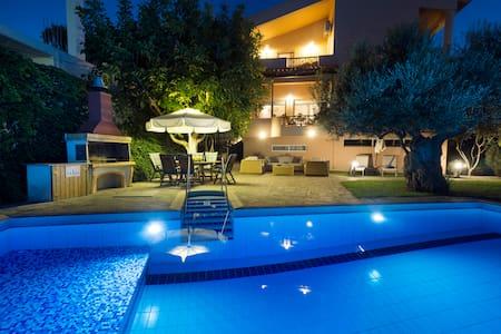 VILLA OLIVO  Kreta -Chania -Kambani - Haus