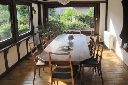 Erholungsoase im Pfälzer Wald - House