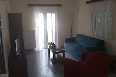 Sun & quiet apartment Manousos - Chora Sfakion - Apartment