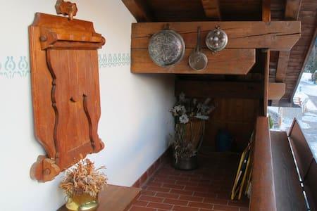 Dolomiti Mountain Cabin Mansardo - Santa Fosca