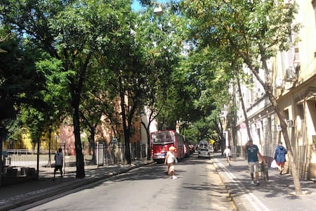 ¡Monserrat, centro de Buenos Aires... precioso!!! - Lägenhet