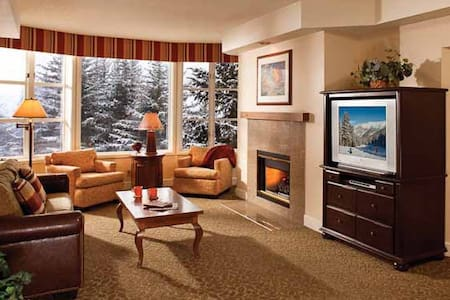 Marriott Vail Streamside 2bd condo/sleeps 6 - Ortak mülk