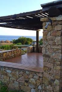 villa con giardino sul mare - Costa Paradiso - Villa