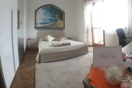 The room of rising sun - Genoa