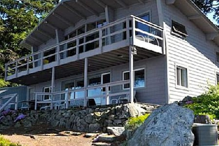 Lake front home,  spectacular views - Maison