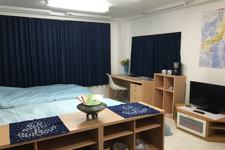 ♪New open~2 mins to Tokyo University&Metro sat.♪ - Apartment