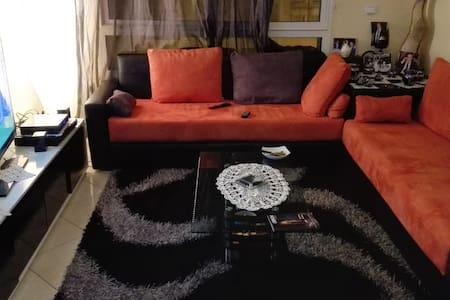 Appartement très chaleureuse Tange - Byt