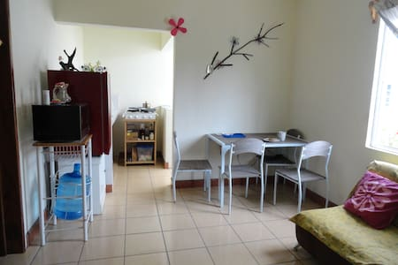 Alojamiento, Bahias de Huatulco. - Crucecita - Apartament