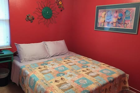Comfortable/clean house in quite safe neighborhood - Fort Walton Beach - Haus