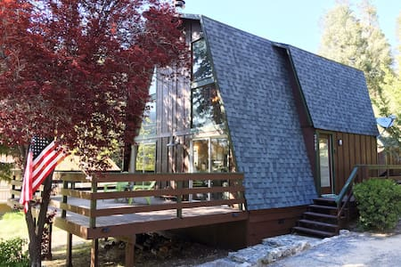 Loft Cabin - Fall Has Arrived ! ! ! - Casa