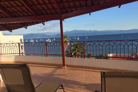 Suite 3 Ocean View Marina La Cruz - Osakehuoneisto