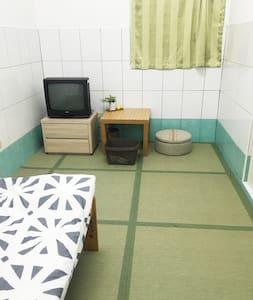 背包客 - Dormitório