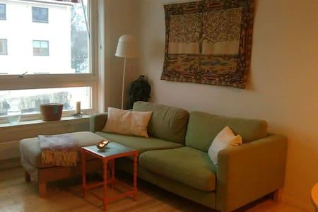Pent rom i moderne leilighet - Appartement