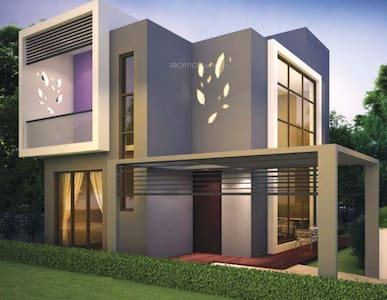 Independent Villa in a gated colony. - Ernakulam - Hus