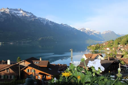 Panoramastudio Lake of Brienz - Lägenhet