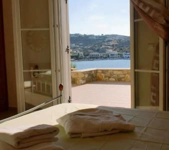 Amazing view,private beach,beautiful home - Apartament