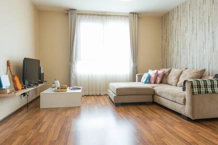 ห้องพักสะอาด รับอรุณยามเช้า - กรุงเทพมหานคร - Bed & Breakfast