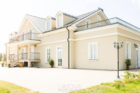"Villa ""Provansalis"" - Paberžė - Villa"