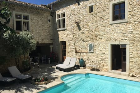 AMAZING B&B WITH POOL IN PROVENCE - Saint-Laurent-des-Arbres - Bed & Breakfast