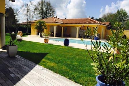 Maison indépendante de 60m2 calme - Attignat  - Villa