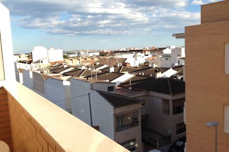 Rooftop Pool Apartment - Leilighet