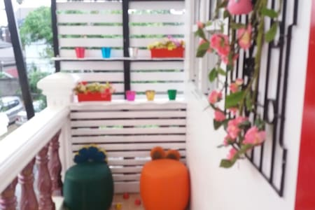 Econimic Twin Bed room - Mueang Chiang Rai - Apartment