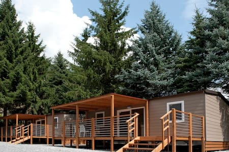 Luxury Mobile Homes - Salbertrand