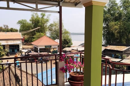 Phalla Riverside Guest house - Appartement