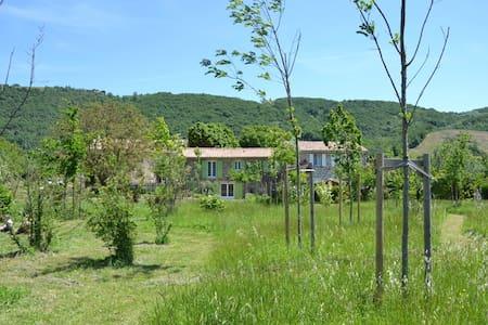 Gite La Fenière-La Référence en Drôme des Collines - Gervans