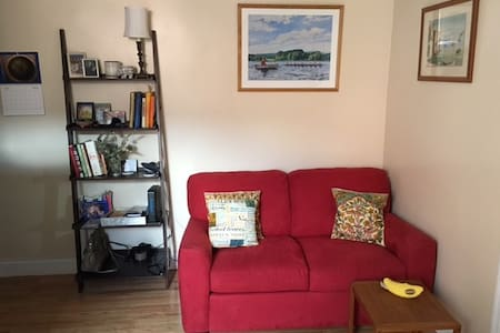 Sunny apartment in lush Inwood/Washington Heights - New York - Wohnung